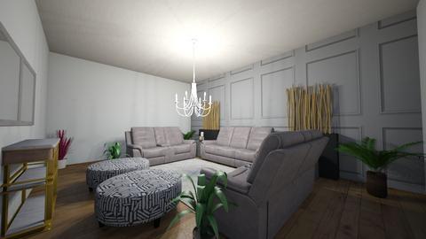 MEh - Living room  - by _friedmomo_