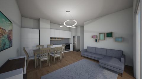 petnehazy - Living room  - by gegepola