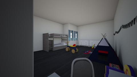 bed room 2 - Bedroom  - by aliviacronkwright879