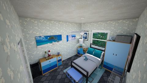 Varok male - Bedroom - by scourgethekid