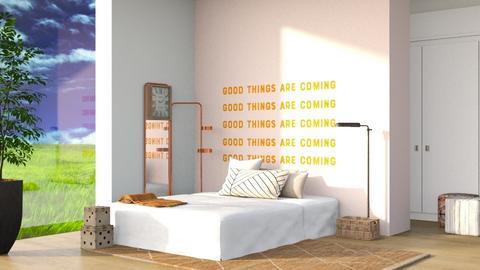Aesthetic - Bedroom  - by FURFUR