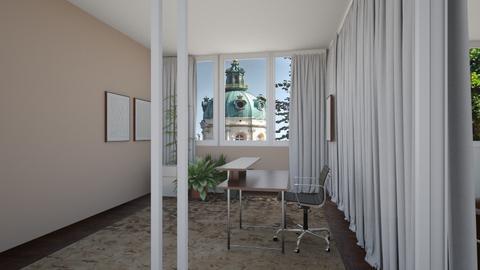 Buero Frau Voss - Office  - by Katja Marocke INTERIOR