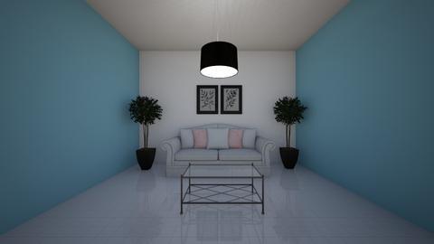 hall - Living room  - by teja46