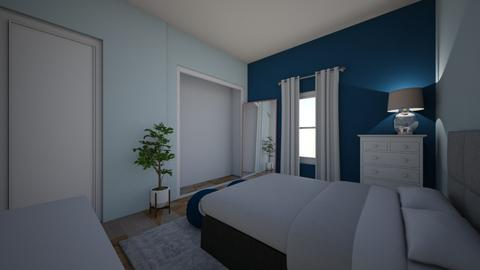 future bedroom - Bedroom - by Salome Almaguer