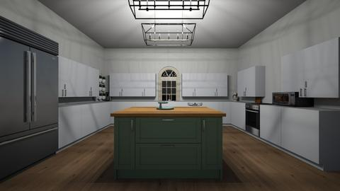 Alana - Kitchen  - by DCHSWheeler