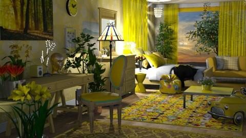 Jaya Yellow  - Modern - Bedroom  - by anchajaya