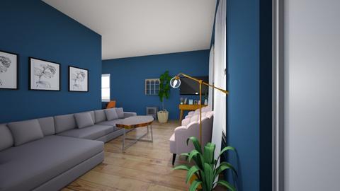 Trocino house - Living room  - by jm21more