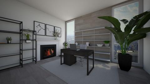 Office - by eleanorellu