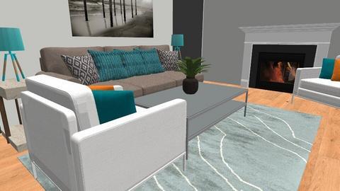 Janes Living Room - Modern - Living room  - by janeweinfeld
