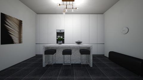 fjv - Kitchen  - by hannapanna12345