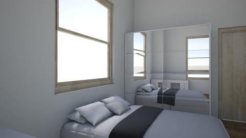 pokoj Ali - Bedroom  - by bebeneq