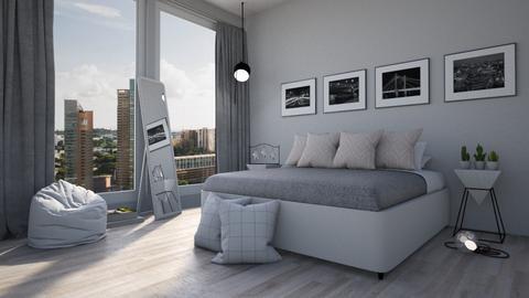 Eleventh Grade - Bedroom - by Amorum X