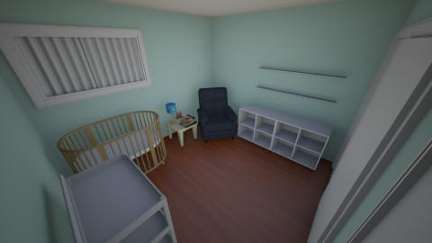 Nursery - Vintage - Kids room - by jdmacor