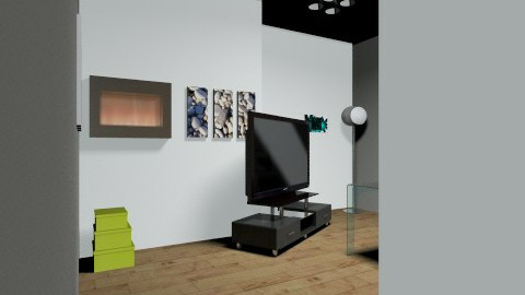 Beth - Living room - by ellielou02