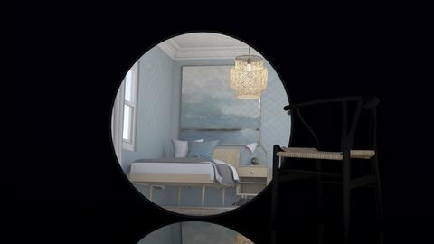 Reflection  - Minimal - Bedroom - by HenkRetro1960