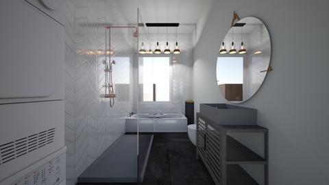 Bathroom Modern - Bathroom - by adoric