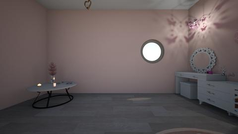 Room for an Angel 3 - Feminine - Bedroom - by Faolan