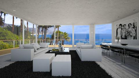 Californication - Modern - Living room - by Ivana J