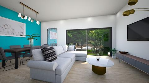Living Room 5 - Living room  - by Marion_