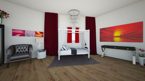 Detailed Room - Bedroom - by Anonymus