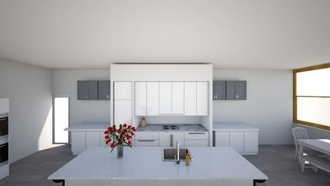4B Joiner kitchen - Kitchen - by jrgray