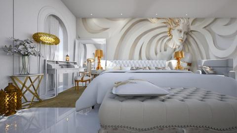 nouveau - Bedroom  - by ana111