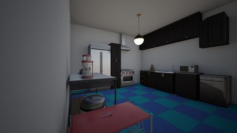 K - Kitchen  - by krista920