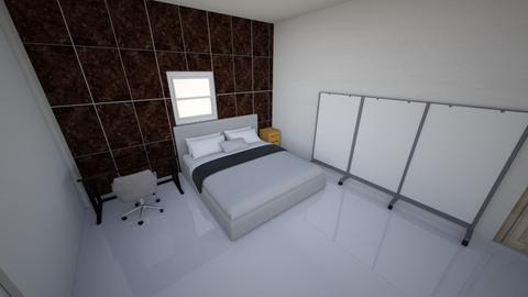 My Room - Bedroom  - by emily_rose