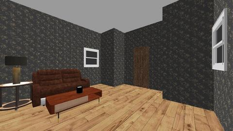 Warm Room - Modern - Living room  - by Gavin Wahlen