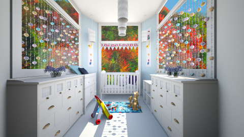 my baby room - Kids room  - by Sara Flores