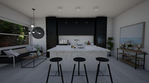 Modern Kitchen - Kitchen - by Emily Dobson