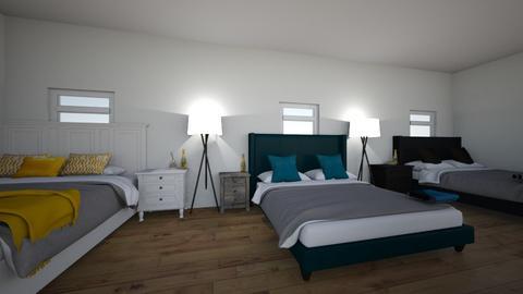 WG Schlafzimmer Idivolle - Modern - Bedroom - by CalledLarissa