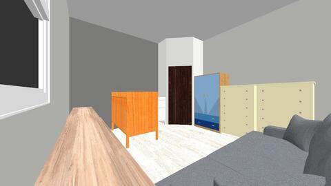 gyerekszoba - Kids room  - by Fuud