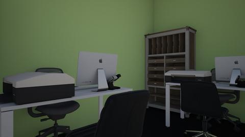 Office - Office  - by deezyhq