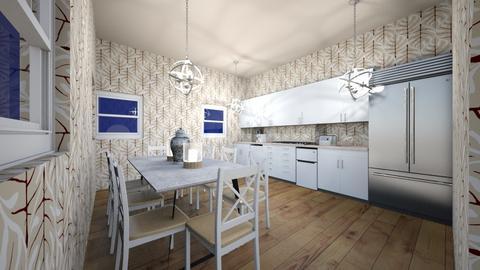 Fall Kitchen - Kitchen  - by Harmony22