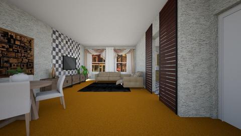Orange Carpet - by rosanebpf