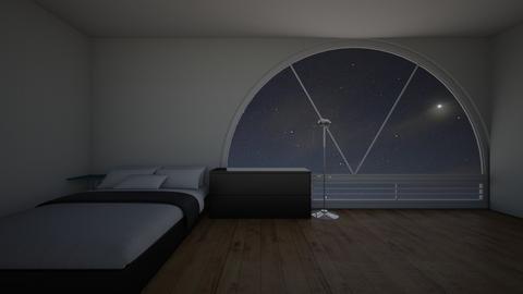 Habitacion - Bedroom  - by DiegoChiriboga3