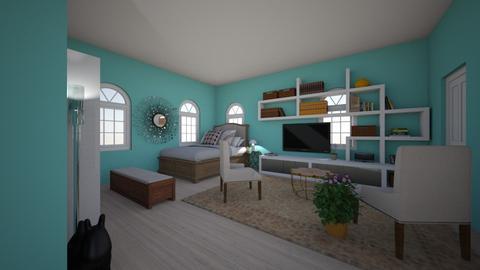 Daisyoo Naranjo - Classic - Bedroom - by Culler