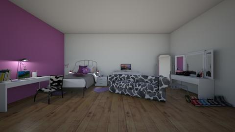 peggys room - Bedroom  - by peggymcl080