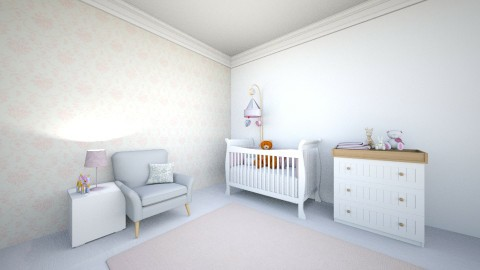 Baby room - by dinques