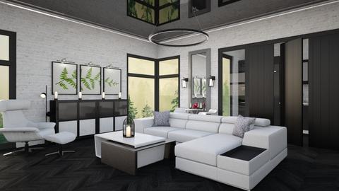 RFD Vida Vida - Living room  - by roemer