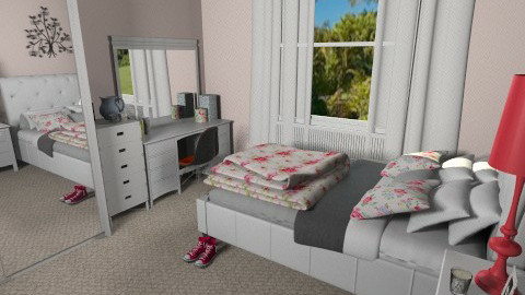 Cath Kidson room - Bedroom - by teen bedroom