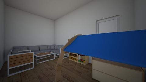 Kitchen _ living room - Kitchen  - by Sunnyflowerz1