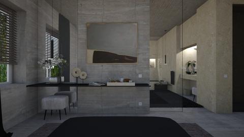 Comporta Master Suite - Modern - Bedroom  - by Claudia Correia