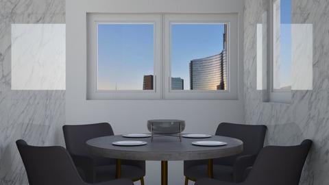 Leicht Modern 2021 view 5 - Modern - Kitchen  - by Lorenzo Finazzi