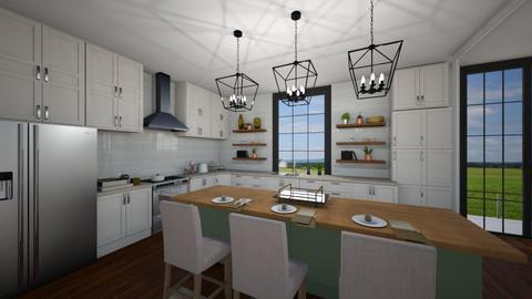 smith kitchen 2 - Kitchen  - by willhenning