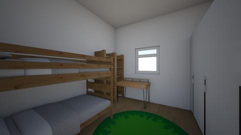 Home - Kids room  - by Cuguli