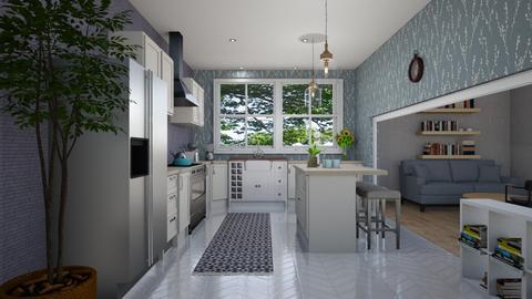 kitchen - Kitchen  - by steker2344