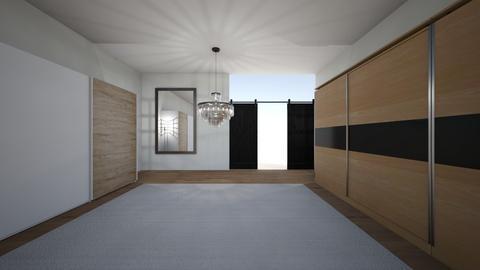 Future closet - Modern - by hi my name is bob