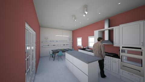 Kitchen - Kitchen - by layanhakim